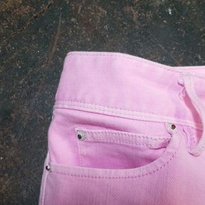 Lilly Pulitzer Jeans - Lilly Pulitzer Worth Strait Jean Pink